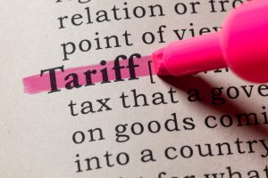 Washington Beyond the Headlines: A Tariff Is A Tax!