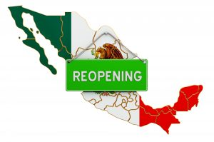 Mexican governors have array of policy tools for reopening