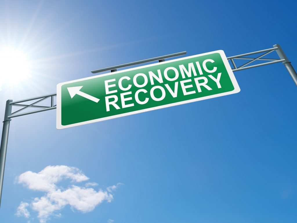 Rapidly Declining Unemployment Indicates Economic Recovery